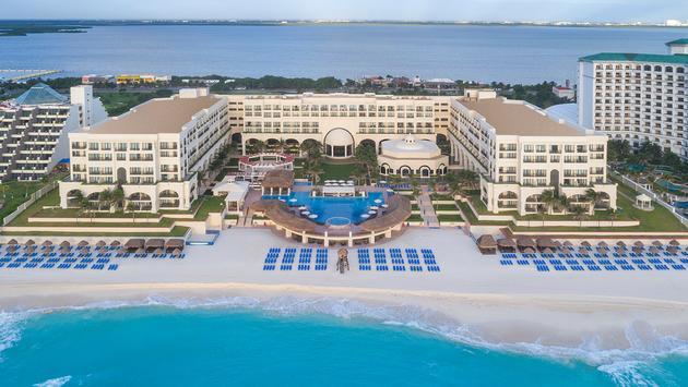 Marriot Cancun